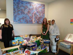 Donations to Karinya House