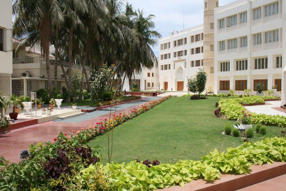 Aljamea-tus-Saifiyah Karachi Campus