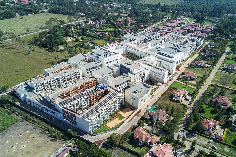 Aljamea-tus-Saifiyah Nairobi Campus
