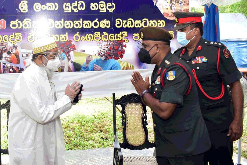 Bohras in Sri Lanka Provide Food Aid Amid Shortages